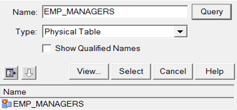 Adding an Alias table within the BI physical layer using Oracle BI