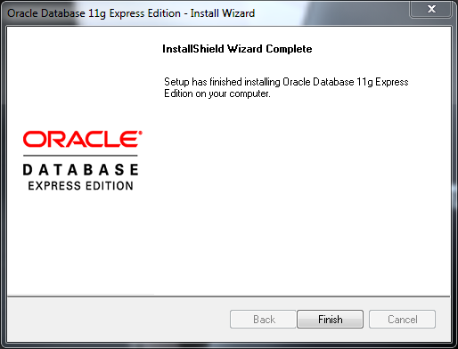 oracle database 11g express edition installation guide for linux