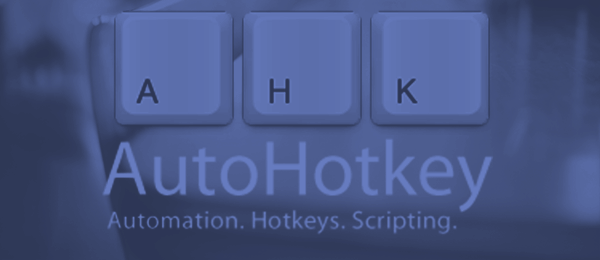 The Power of AutoHotKey – M&S Consulting – AWS, Salesforce