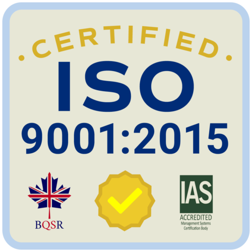 M&S Consulting ISO 9001:2015 Certified