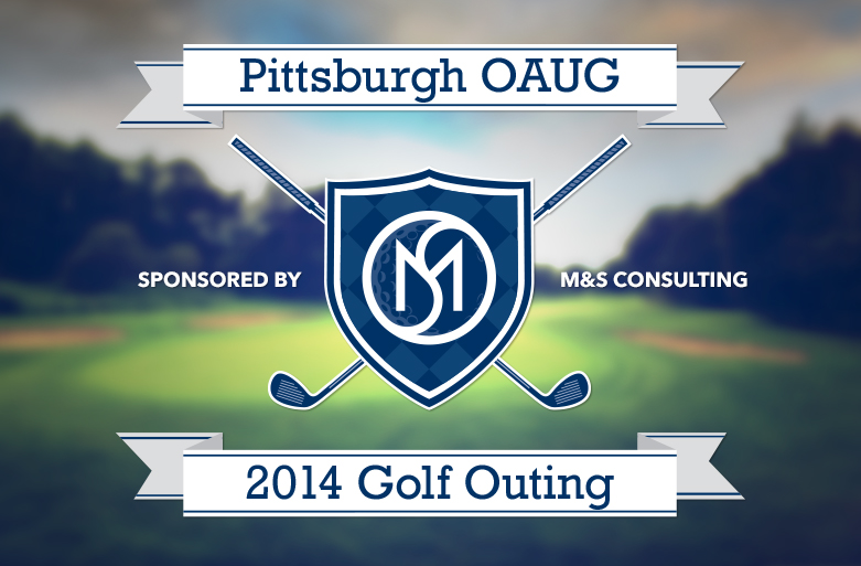 Pitt OAUG Golf Outing 2014