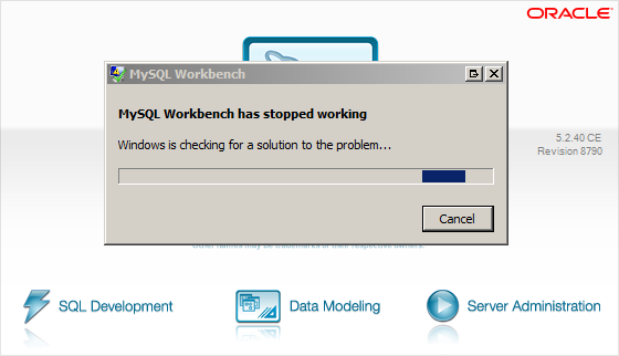 5.2.40 WORKBENCH TÉLÉCHARGER MYSQL