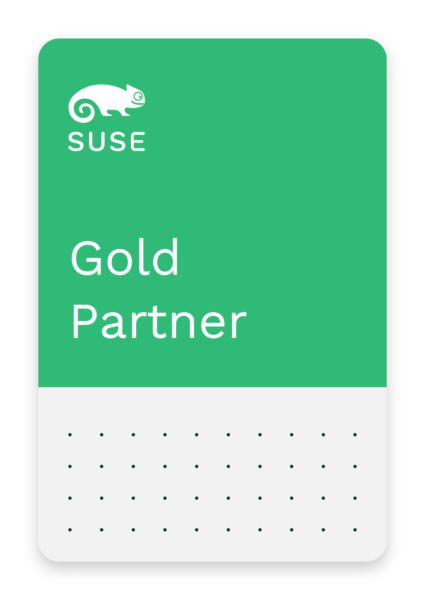 M&S is a SUSE Gold Partner