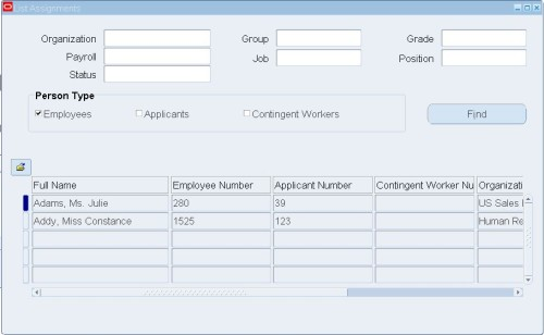 Oracle EBS Query-by-Example – Query like a Pro – M&S Consulting