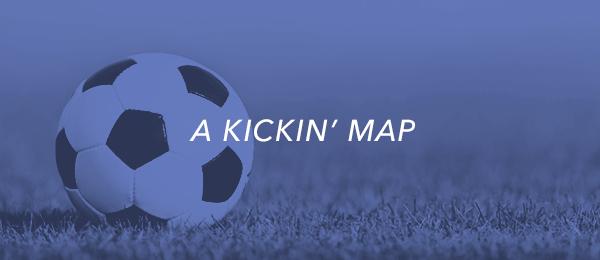 A Kickin' Map